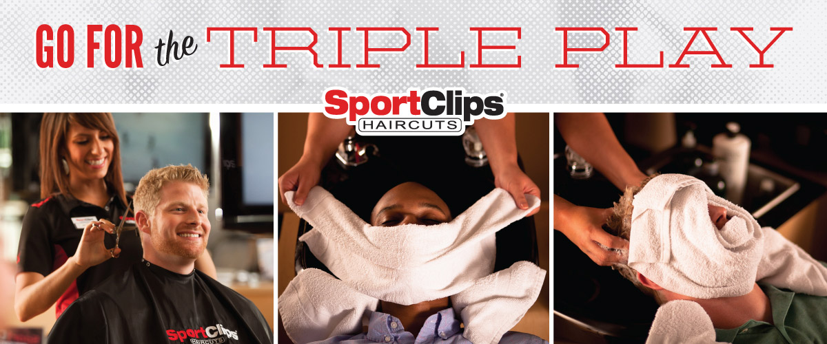 The Sport Clips Haircuts of Bloomington - Southtown Triple Play